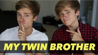 Surprise, I Have a Twin Brother