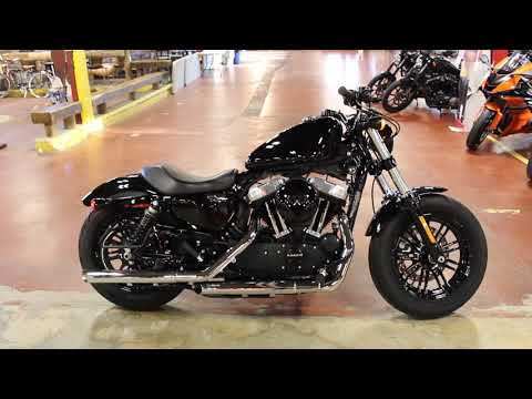 2018 Harley-Davidson Forty-Eight® in New London, Connecticut - Video 1