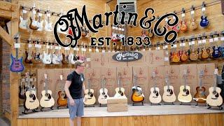 C.F. Martin Custom Shop Unboxing - Peach Guitars