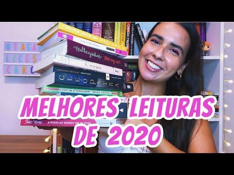 OS MELHORES LIVROS DE 2020 | Ana Carolina Wagner