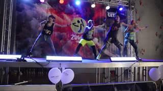 Zin 67 - Dj Polique ft. Pachanga - Dale Pa'lante - Zumba Fitness Choreography by Nat