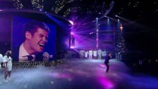 X Factor Winner 2009 - Joe McElderry -  The Climb