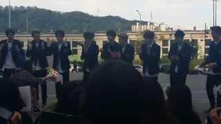 150912 UP10TION(업텐션) Mini fan meeting 미니팬미팅 Intro