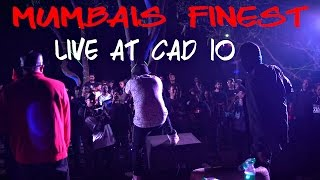 Live Performance Video of Mumbai's Finest at CAD10 - mumbaisfinest