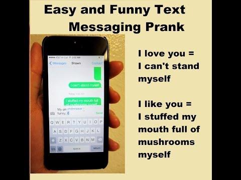 Prank spam text messages Spam Text
