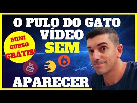 CURSO O PULO DO GATO  [Mini Curso Grtis] Aprenda Fazer Vdeo Sem Aparecer!