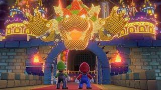 Super Mario Odyssey 100% Walkthrough Part 3 - Wooded Kingdom