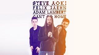 Steve Aoki & Felix Jaehn - Can't Go Home feat. Adam Lambert (Radio Edit) [Cover Art]