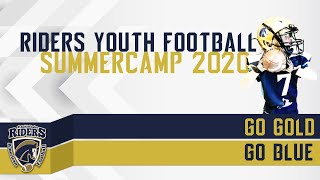 Youth Football Summercamp 2020