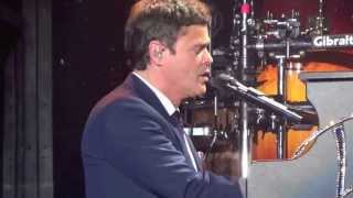 Donny Osmond singing Whenever You're In Trouble