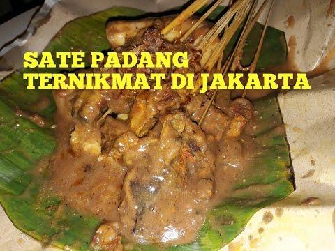 Video SATE PADANG PALING ENAK DI JAKARTA ( SATE PADANG AJO RAMON ) #CHEFURBAN