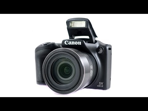Canon PowerShot SX430 IS (SX432 IS) Handling review & HD video samples