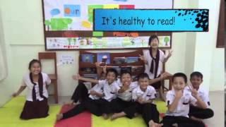 AIS School In Mandalay,Myanmar.I Was In Grade 3