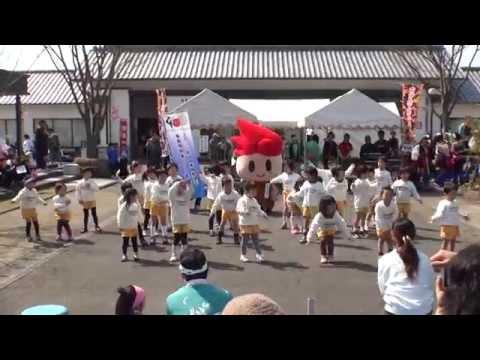 赤坂ルンビニー幼稚園さん 2014 有田・?YOSAKOIまつり