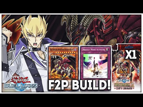 F2P Build for Structure Deck EX: King's Resonance! Assault Mode Activate! [Yu-Gi-Oh! Duel Links]