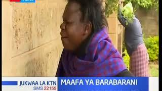 Hisia zimetanda katika hospitali ya Narok wakati jamaa walipofika kutambua miili ya jamaa zao