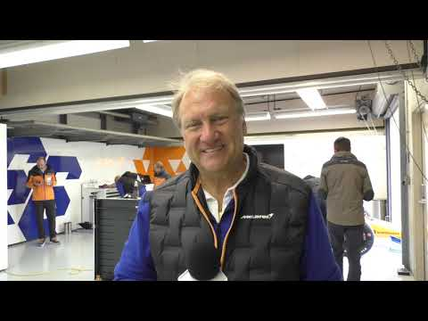 Q&A with McLaren's Bob Fernley at Indy 500 Open test