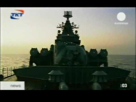 EuroNews 2008.08.12 00.00