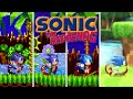 Sonic the Hedgehog - Versions Comparison (HD 60 FPS)