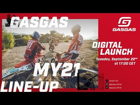 2021 Gas Gas MC 250F in McKinney, Texas - Video 1