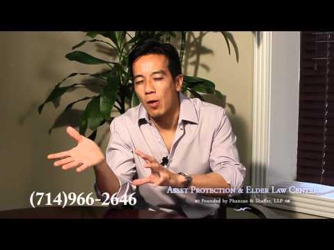 How to Pay for Nursing Home? - Patrick Phancao; Esq.