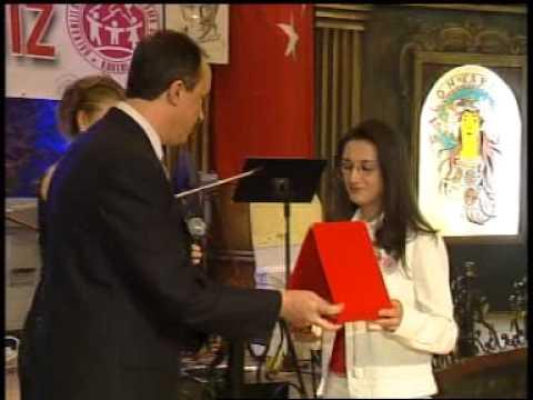 Skyturk Tv - Haber - Balkanlılardan Skyturk Tv'ye Ödül @2005