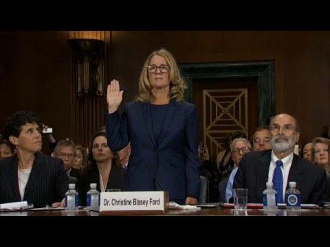 Η αμερικανική Γερουσία εξετάζει τις κατηγορίες κατά του Κάβανο…