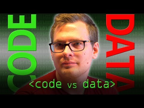 Code vs Data (Metaprogramming) – Computerphile