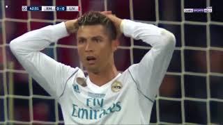 UEFAチャンピオンズリーグ17/18決勝リヴァプールVSレアル・マドリードベイルのスーパーゴールでレアル快勝!サラー、カルバハル無念の負傷退場…