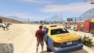 Khám phá bí mật GTA 5 #1 - UFO trên sa mạc Sandy Shores