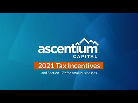 2021 Section 179 Tax Savings: Your business may deduct $1,050,000 Video