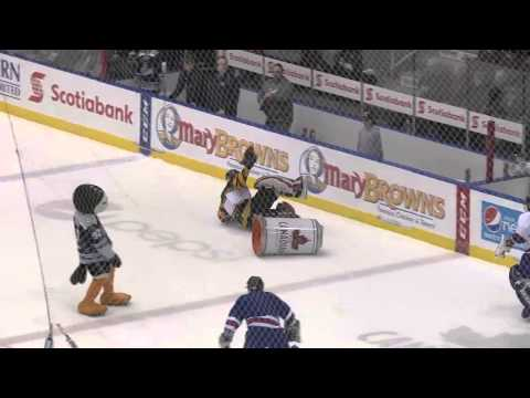 April 12th Molson Canadian Goalie Race Recap