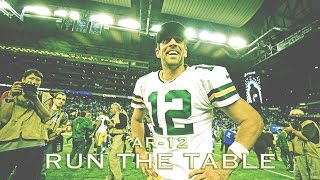 Run The Table (Green Bay Packers Anthem) 2017 [OFFICIAL MUSIC + LYRICS VIDEO] *LINK IN DESCRIPTION*
