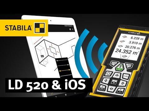 Laser Entfernungsmesser Ld 520 : Der neue stabila laser entfernungsmesser ld игровое видео