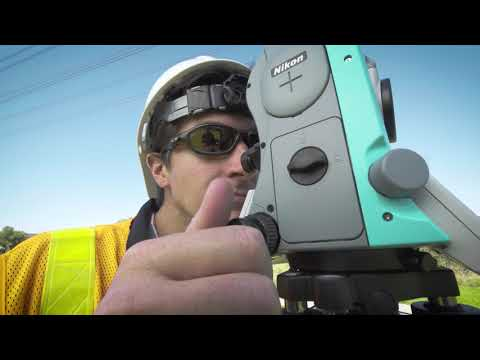 Nikon X-Series Total Stations