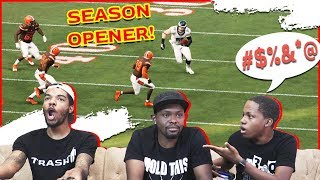 Trent Has Harsh Words For Juice In Their First Game Of Madden 20! (Madden 20 Regs)
