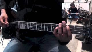 Ángeles del infierno - Fuera de la ley (Guitar AfroCover)