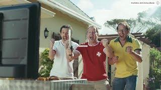 «Tsch Tsch»-Der Coop Werbespot zur Fussball WM 2014