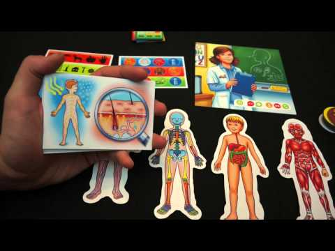 tiptoi: Dein Körper und du im Test von Brettspielblog.net