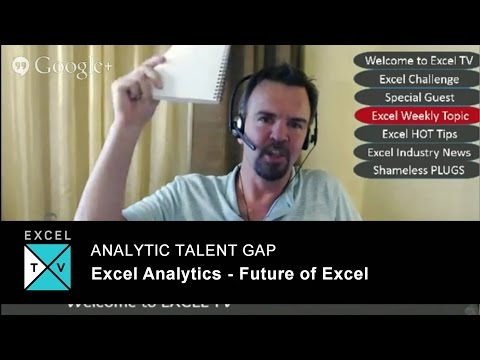 Is There An Analytics Talent Gap?