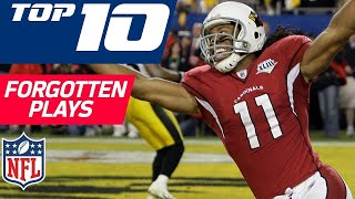 Top 10 Greatest Forgotten Plays in NFL History | NFL Films