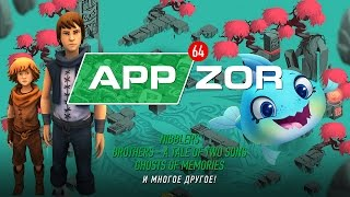 Appzor №64 [Обзор мобильных игр] - Need For Speed, Eco Driver, Nibblers, Rade and Rule...