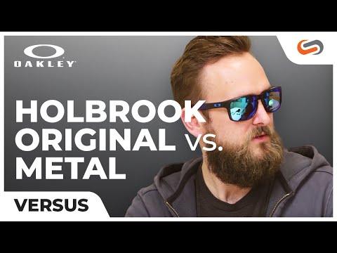 Oakley Holbrook vs. Holbrook Metal   SportRx
