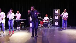 Sakhiwe sung by @benjamindube on the METRO FM @gospel_cruise