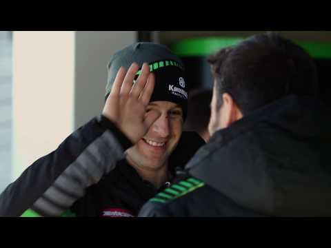Green Lines: Behind the Scenes with Kawasaki Racing Team. Episode 2