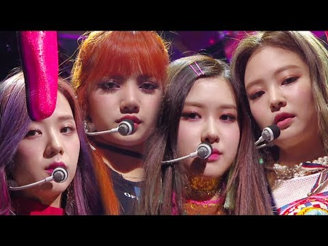 《Comeback Special》 BLACKPINK (블랙핑크) - AS IF IT'S YOUR LAST (마지막처럼) @인기가요 Inkigayo 20170625 (видео)