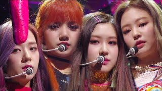 《Comeback Special》 BLACKPINK (블랙핑크)   AS IF IT'S YOUR LAST (마지막처럼) @인기가요 Inkigayo 20170625