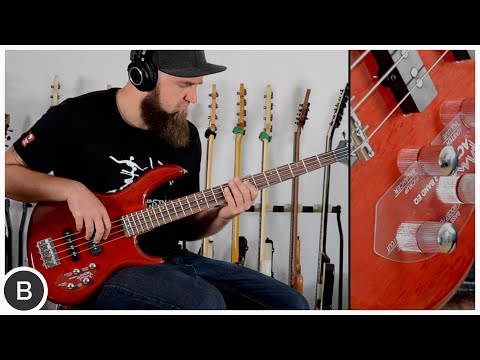 BEGINNERS BASS GUIDE – Cort Action PJ & Action Bass Plus