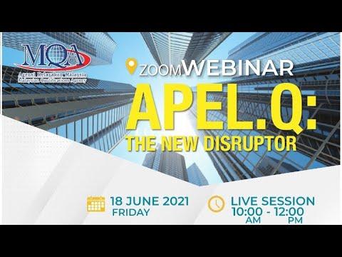 APEL.Q: THE NEW DISRUPTOR