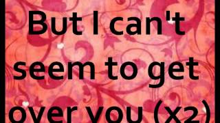 Over You - Jordyn Taylor - Lyrics